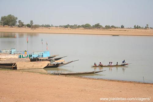 Mopti e Rio Niger, Mali