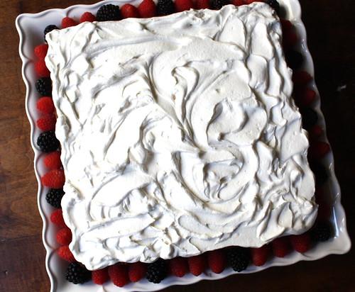 Quatro Leches Cake