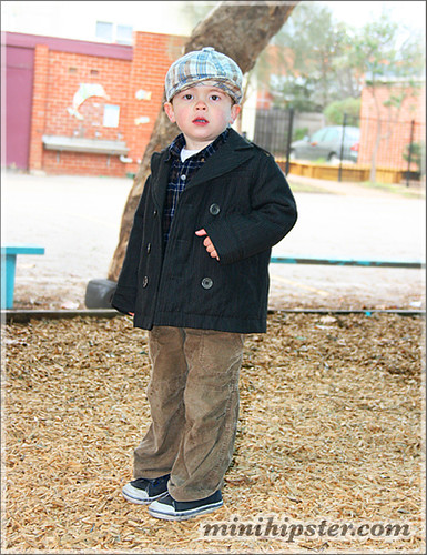 PAOLO. MiniHipster.com: children's childrens clothing trends, kids street fashion, kidswear lookbook