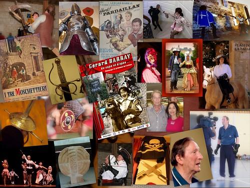 Esgrima, cine, teatro, maestros, espadas, medieval....