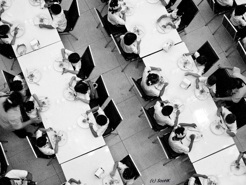 Lunch Time @ Siam Paragon,  Bangkok, Thailand