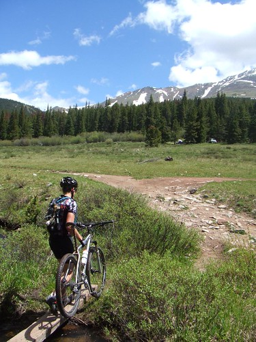 Breck-Epic Course Recon:  Penn. Creek Stage & Gold Dust Stage