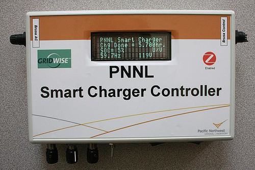 Smart Charger Controller