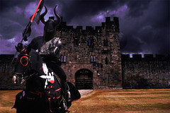The Black Knight by FrodoBabbs