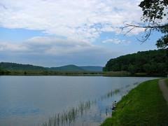 Round Valley Reservoir, Hunterdon County, New ...