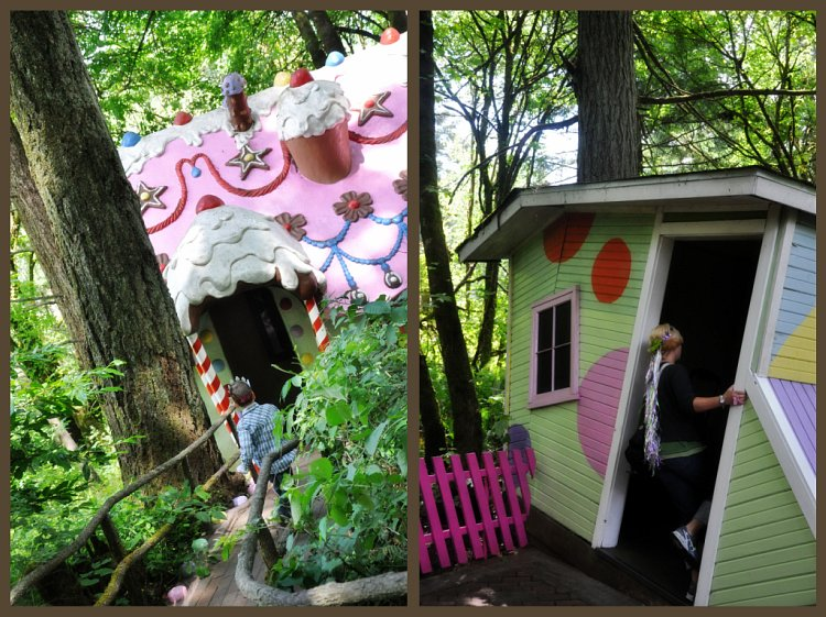 Hansel & Gretel, Crooked House