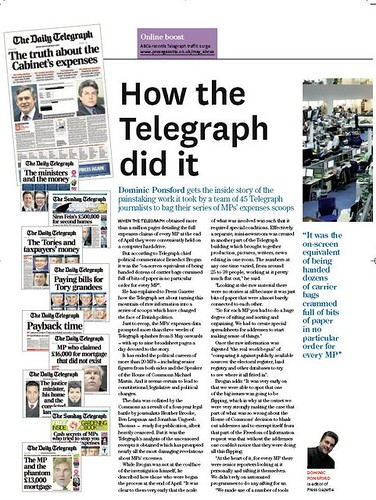 telegraph by you.