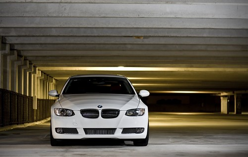 Bmw 335xi Coupe White. 2009 BMW 335i Coupe - Alpine