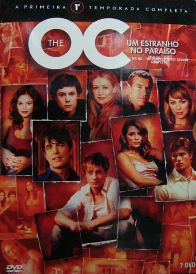 The O.C. 1? Temporada by Locadora Vereda