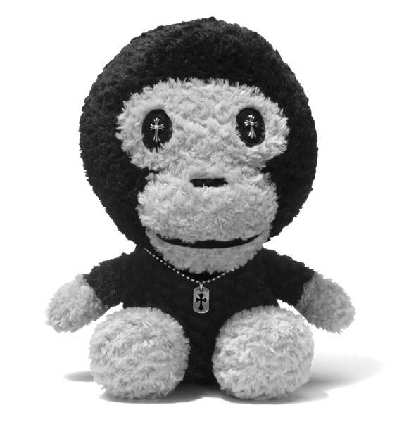 ChromeHearts X BabyMilo (Black)