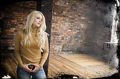 Kaitlin 6 (BamaCam) Tags: portrait music studio model pretty nashville tennessee jeans singer blonde albumcover