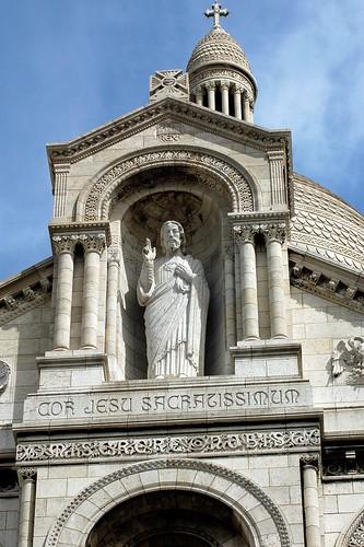 Basilique du Sacré-Cœur, Paris 巴黎 聖心堂