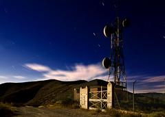 Seales (SanchezCastillejo) Tags: stars sony murcia estrellas nocturna mirador seales a700 castillejo