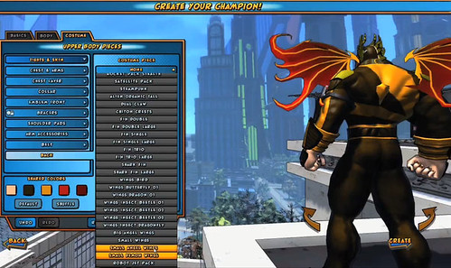 Champions Online Cheats