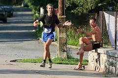 Moravský ultramaraton: Jasný Orálek, v souboji žen napětí až do finiše