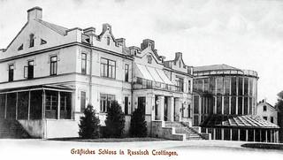 087 Kretinga - Graefl. Schloss