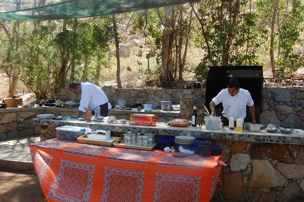 Chefs Grilling - Silvestre Ensenada