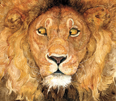 Review of the Day: The Lion and the Mouse by Jerry Pinkney