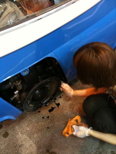 My Isetta [2009.0720] in Tokyo Japan