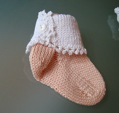 'Fancy Baby' Socks