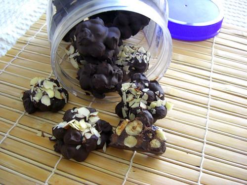 Hazelnut Clusters