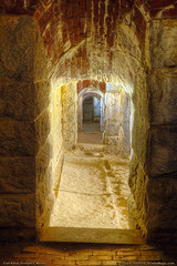 Fort Knox in Prospect, Maine (Greg from Maine) Tags: stone alley