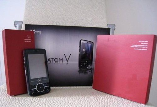 O2 Mwg ATOM V (3G PDA Mobile) Full Boxset $2000 firm [Buy 1 get 1 free]