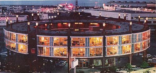 Villa Roma Motor Hotel, San Francisco 1963