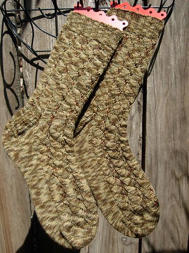 Seaweed Socks
