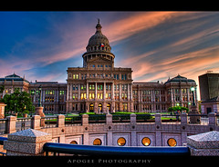 The Capitol at Dusk (Apogee Photography) Tags: austin texas dusk capital capitol austintexas hdr