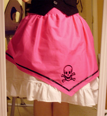 Michelle's Skirt - Finished Front!