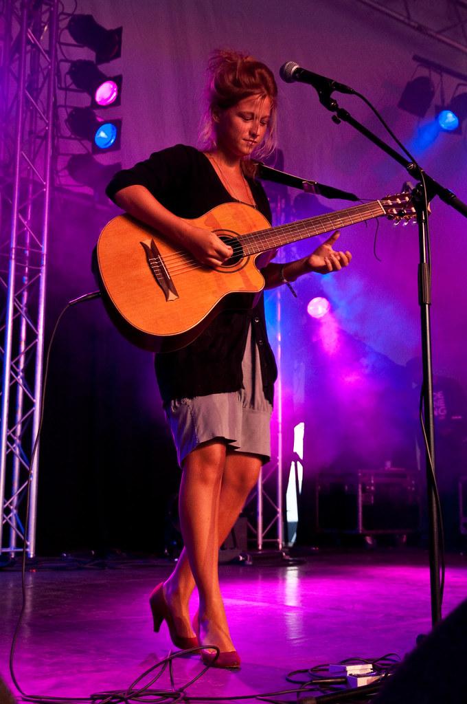 Lowlands 2009 - Selah Sue