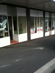 Mt Victoria shop