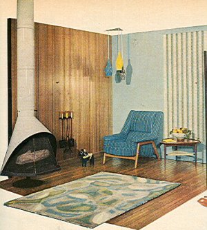 1950s Atomic Ranch House More 1950s Mid Century