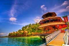 Pearl Farm (B2Y4N) Tags: nature colorful tips hdr davao pearlfarm photomatix kadayawan exagerrated dabaw b2y4n bryanrapadas vewdeck