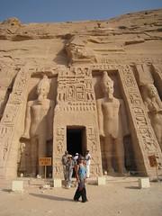 Con su corona de la unificación (versae) Tags: egypt egipto مصر abusimbel أبوسمبل أبوسنبل