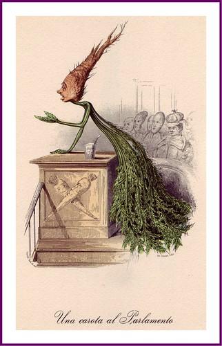 018-Drôleries végétales, ou L'Empire des légumes- Pierre Amédée Varin