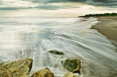 Rocks (Alfredo11) Tags: longexposure light sea seascape motion beach nature landscape nikon rocks pacificocean sekonic nikoncreativelightingsystem ptovallarta nikonsb900 removedfromstrobistpool nooffcameraflash seerule1