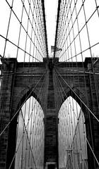 New York - Brooklyn Bridge (Wessel Bloem) Tags: bridge usa newyork manhattan brooklynbridge eastriver vs lowermanhattan newyorkcityboroughs