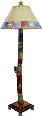 Sticks о Log Floor Lamp - LGF001