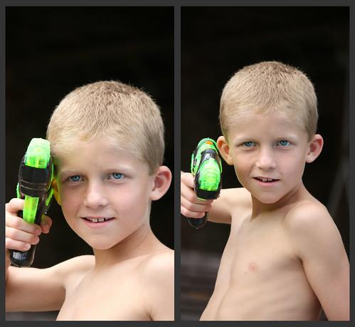 Adam Water Gun