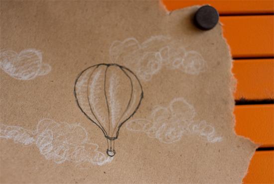 air ballooning