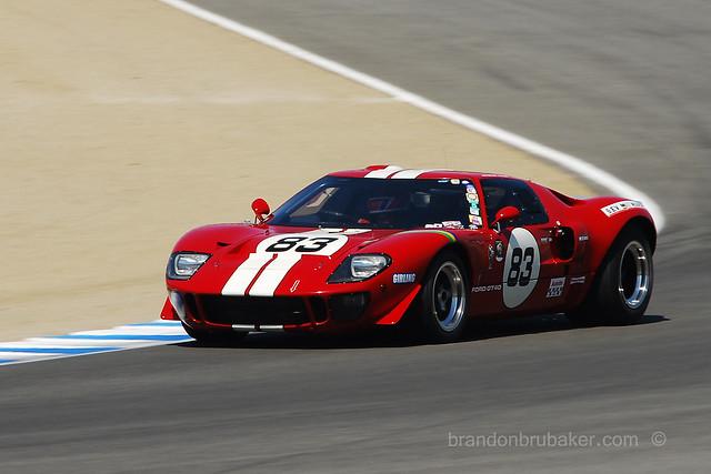 Car: 1969 Ford GT-40. Engine disp: 5000cc. Driver: Archie Urciuoli