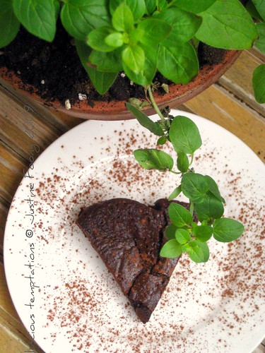 Chocolate Coffee Brownie
