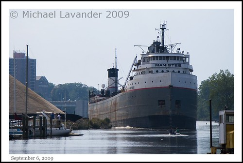 Great Lakes Vessel Manistee