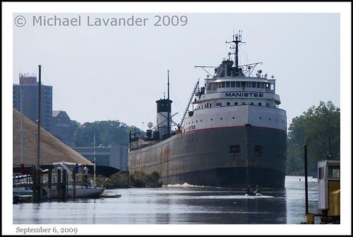 Great Lakes Vessel Manistee
