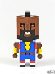 Cube Dudes Mr. T.