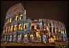 Romeo, er più bello der Colosseo (the_lighter) Tags: longexposure rome roma night nikon long exposure cloudy colosseum arena statua notte hdr colosseo anfiteatro d60 platinumheartaward