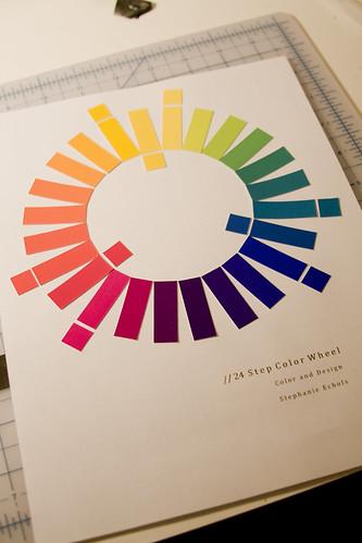 Color Wheel [266/365]