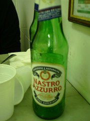 Naples beer (Adrienne's Vacations) Tags: panarea